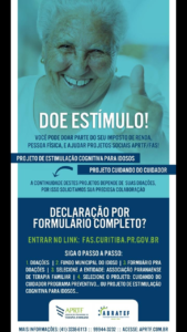Doe Estímulo!